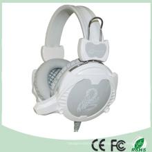 Hecho en China Alta calidad Noice cancelación de auriculares de PC de alambre (K-10)