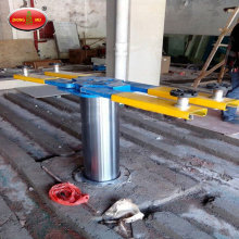 Hydraulic Single Post Underground Garage Car Lift