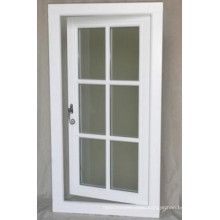 European Aluminum Casement Glass Patio Door