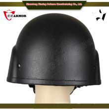 Capacete de segurança balística militar verde-oliva de alta qualidade