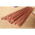 Chinese Natural 25cm Solid Wooden Chopsticks