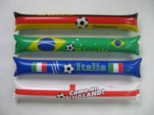 Пользовательские рекламных Клаппер восхищаться палочки - флаг печатных & квадратный конец