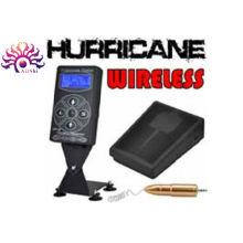 Tattoo Power Supply Hurricane HP-2 Alimentation Tatouage Digital Dual Power Supply Black Tattoo power unit