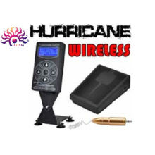 Tattoo Power Supply Hurricane HP-2 Power Supply Tattoo Digital Dual Power Supply Black Tattoo power unit