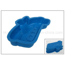 Aircraft Shaped Silicone Bakeware (RS09)