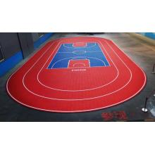 Modular Court Tiles Basketbal Sportvloeren