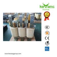 Transformador de voltaje de factor K de 250 kVA, 3 fases, personalizado