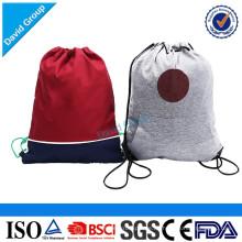 Benutzerdefinierte Baumwolle Kordelzug Taschen