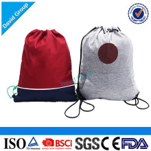 2017 INITI Wholesale Quality Sports Polyester Drawstring Bag