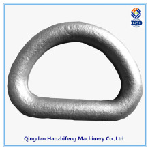 Aço carbono de alta qualidade forjado Locks D Ring