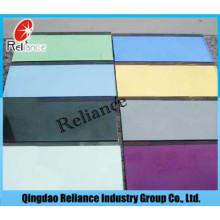 5mm Espelho de cor / espelho matizado / espelho de prata azul / espelho de alumínio verde / espelho de banheiro / espelho / espelho de vidro / espelho azul / espelho de grão / espelho decorativo