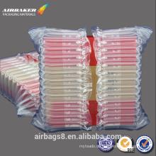 Selbst klebende Custom Air Blasensäule Tasche für Fracht-Karton