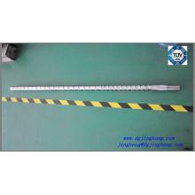 Einzel-Extrusionsschraube D40 mit TÜV-Zertifikat