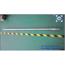 Único parafuso de extrusão D40 com certificado TUV