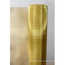 De alta calidad de latón y malla de alambre de bronce fosforoso
