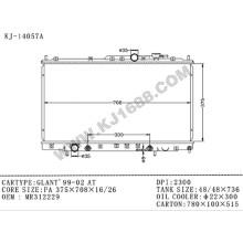 Auto Radiator for Glant′99-02 OEM: Mr312229 Dpi: 2300