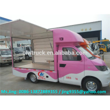 ChangAn mobile store,mini mobile store truck made in China