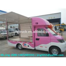 ChangAn loja móvel, caminhão mini loja móvel feita na China