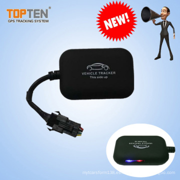 Perseguidor caliente del vehículo del GPS de la venta para el coche con el mini tamaño y las funciones impermeables (MT09-kw7)