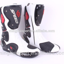 China Neue Motorrad-wasserdichte Stiefel Motocross lädt Moto-Schuhe MH-462 auf