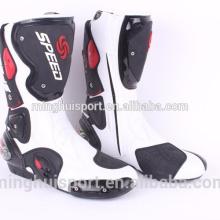 Chine Nouvelle Moto Bottes Imperméables Motocross Bottes Moto Chaussures MH-462