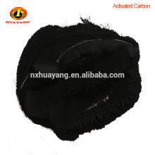 Precio del carbón en polvo activado a base de carbón antibaracita en kg