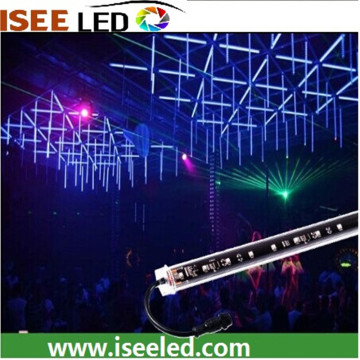 Effet 3D Leds Double face DMX Vetical Tube