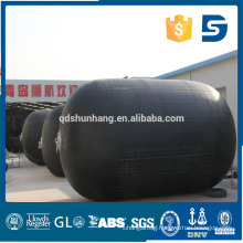 sling type rubber inflatable bumper docking boat fender