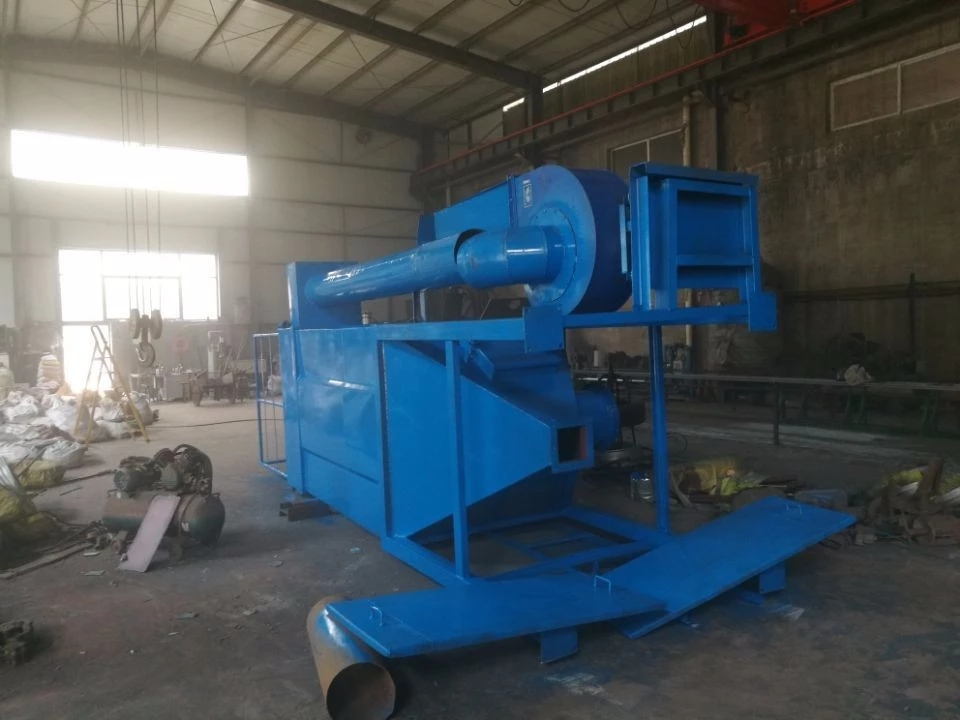 Single machine pulse deduster