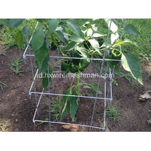 Stainless Steel Welded Mesh Plant Cage