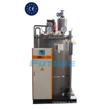 Gerador de vapor a gás marcado CE