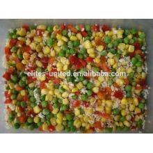 Suministro de verduras mixtas congeladas de China