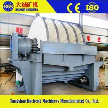 Mining Ore Powder Mineral Schlamm Tuch-Typ Disc Vakuum Filter