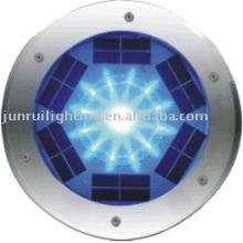 solar metro ligero, práctico CE ladrillo solar tierra luz solar luz solar iluminación para plazas y parques