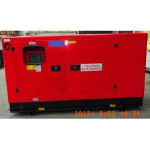50kVA stilles Wasserkühlung AC 3 Phase 8 Lager Diesel Yangdong Engine Genset