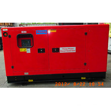 50kVA Silent Water Cooling AC 3 Phase 8 Stock Diesel Yangdong Engine Genset