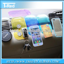 pu anti slip pad with low price and free sample for mobile phone
