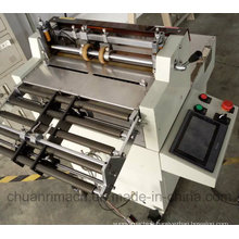 Fast Cutting Speed, Foil, Foam, PVC, Roll to Sheet Cutting Machine 420