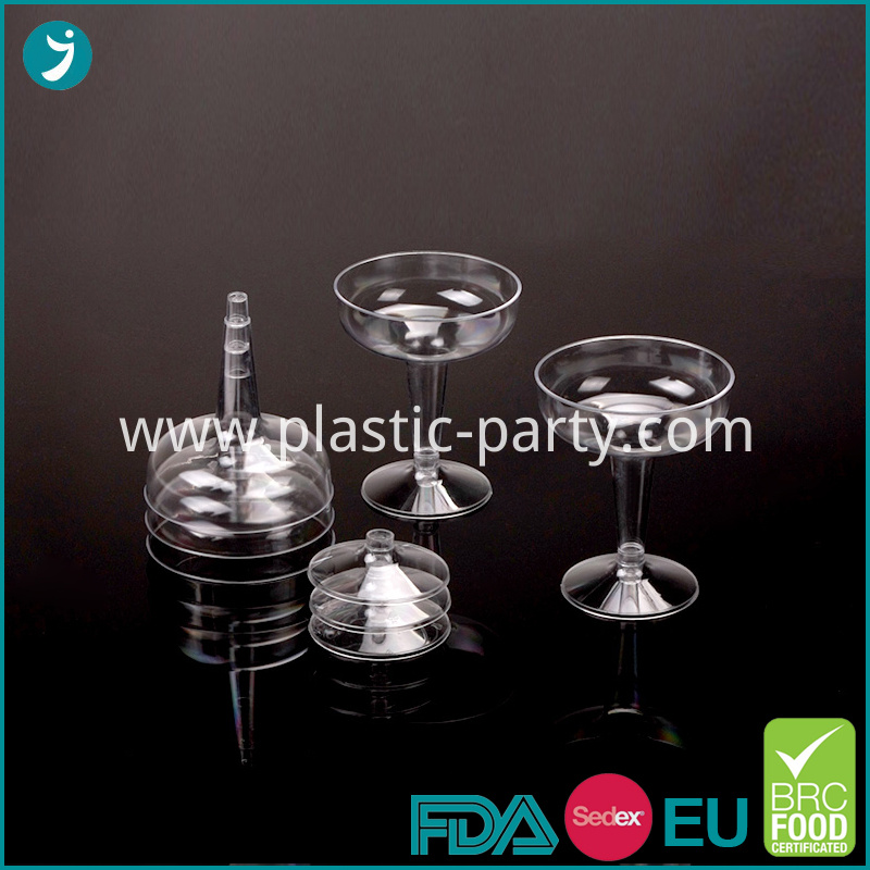 Disposable Cocktail Plastic Cups