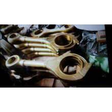 Roda hidráulica do pistão do cilindro do automóvel