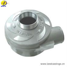 OEM Custom Aluminum Pump Part with Machining