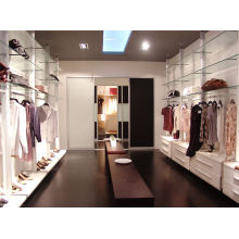 2016 Australia Dormitorio Popular Walking Closet Systems
