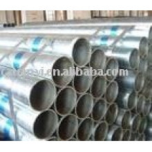 trading Galvanized steel pipe/pipes/ASTM DIN, BS EN JIS JOS ASME g.i pipe