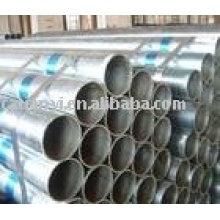Trading Tubos de aço galvanizado / tubos / ASTM DIN, BS EN JIS JOS ASME gi pipe