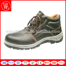 Custom high quality executive safety pu boots