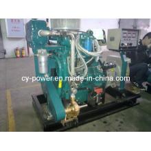 12-90kw Marine Generator, Nanchang Diesel Engine avec Stamford Alternator