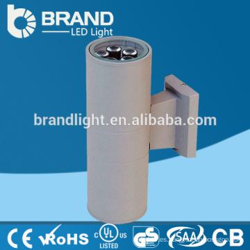 IP65 2 * 5W luz de pared al aire libre del LED, al aire libre para arriba abajo de la luz de la pared, CE RoHS