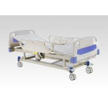 (A-22) Медицинская кровать - пятифункциональная электрическая больничная койка