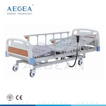 АГ-BM104 с CE низкая стоимость сплава Al поручня 3 положения регулируемая электрическая Больничная больничной койке цена