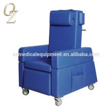 Projeto de alta qualidade de reclinação do OEM do sofá do hospital da categoria médica da cadeira dos cuidados médicos padrão